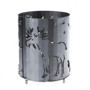 forest lantern stainless