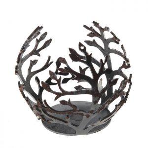branch lantern steel